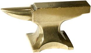 jeweler's anvil
