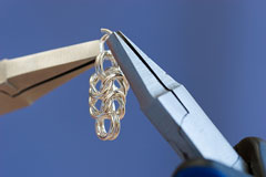 jewelry pliers - flat nose pliers