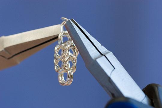 jeweler's pliers